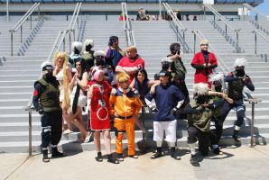 Naruto Gathering: Team 7, part 2 by miss-a-r-t