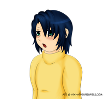 Blushy Athrun by ZAFTs-Prince