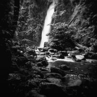 Sawer Waterfall by thesaintdevil