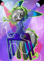 Dizzy-Foxi's Contest Entry by tHeUnWaNtEdBloo