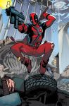 Deadpool by DrummerboyDomo