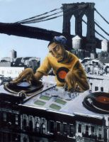 brooklyn dj by jwmiller