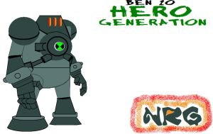Hero Generation - NRG by captain-lelouch