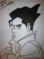 Sketch 22: Bolin. by pascalscribbles