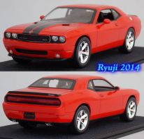 Revell Challenger 01 by celsoryuji