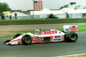 Pascal Fabre (Great Britain 1987) by F1-history