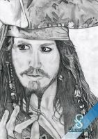 Jack Sparrow - Aliensanfo by aliensanfo