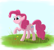Pinkie Pie by Eriada1992