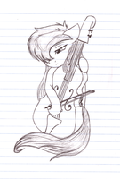 Instrument at the Ready by ShadowPoni