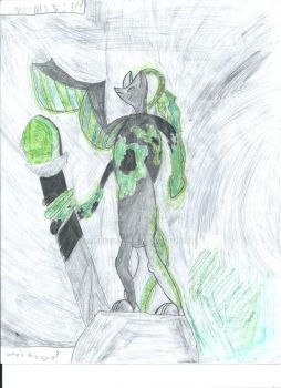 The Black King of the Green Sun by Nefer007