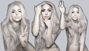 Grey Gaga by SarahRotter
