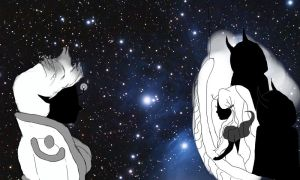 Once Upon A Time There Was A Space Outlaw by LoveYouForeverBabe
