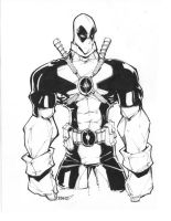 DEADPOOL 1 by rantz