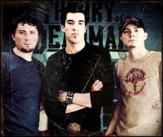 Theory Of A Deadman by miaconstantine