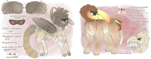 bird hybrid adopts - closed by mousier