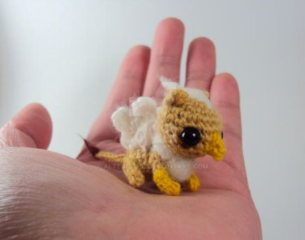 March Free Giveaway - Gryphon by altearithe