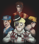 Five Nights At Zane's (contest entry) by SteamMouse