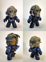 Garrus Mugg by FlyingSciurus