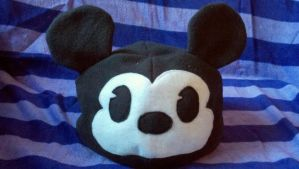 Mickey Mouse Hat by cloudminty