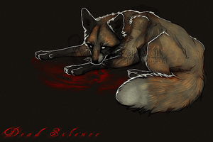 .: Dead Silence :. by WhiteSpiritWolf