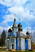 Church 3 Lithuania by CitizenFresh