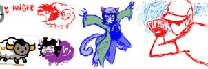 Iscribble - HOMESTUCK by Faustisse