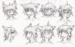 Xeo - some expressions by Artep89