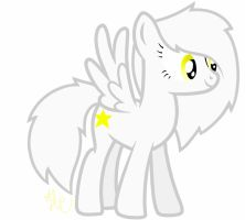 White Star the Pegasus Mare by Ivory-Keys-mlp