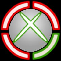 Red Ring of Death logo by SketchyBehavior
