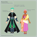 Elementals Sheet by theRainbowOverlord