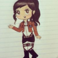 SNK chibi OC by Whiskers-the-Cat