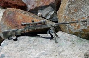 Remington 700 by MauserGirl