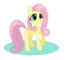 Fluttershy by Rippypaws