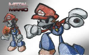 metal_mario.color by ArcZero