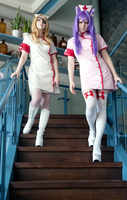 Soul eater: Nurses by causless