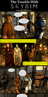Trouble with Skyrim Kingdom Come Part 35 by Sir-Douglas-of-Fir