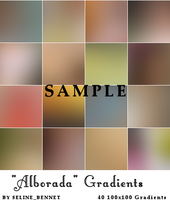 Gradients for PSP by seline-bennet