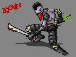 Undead Zoover by TovMauzer