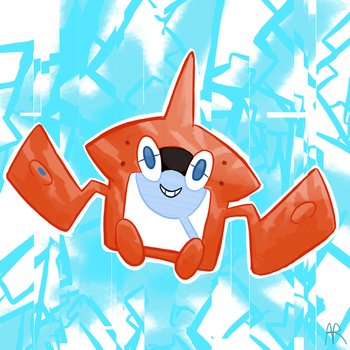 Dex Rotom by UltimateUmbreon3