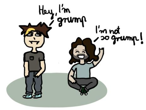 Game Grumps by Marryx79