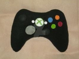 Xbox 360 Control Pad by PlushWorkshop