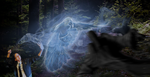 Expecto Patronum by Merice