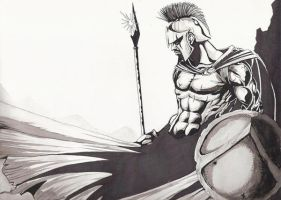 King Leonidas by Rodjim