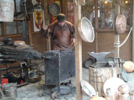 Blacksmith by thehavock