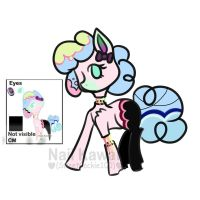 XD here a ART of one of my adopts by SweetCockie100