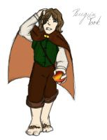 The One and Only Peregrin Took by LilFoxDemon