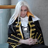 Fanime 2011 - Alucard by Cosphotos