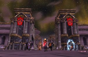 Horde Wintergrasp -WoW by randompuppet