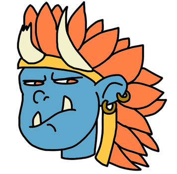 grohk from paladins by paladinsfan