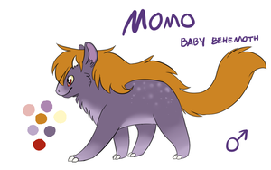 Momo Ref by The-Chibster